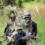 Вооруженное столкновение в условиях населенного пункта